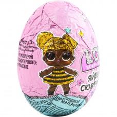 """Яйцо """"LoL"""" в фольге 25гр"""
